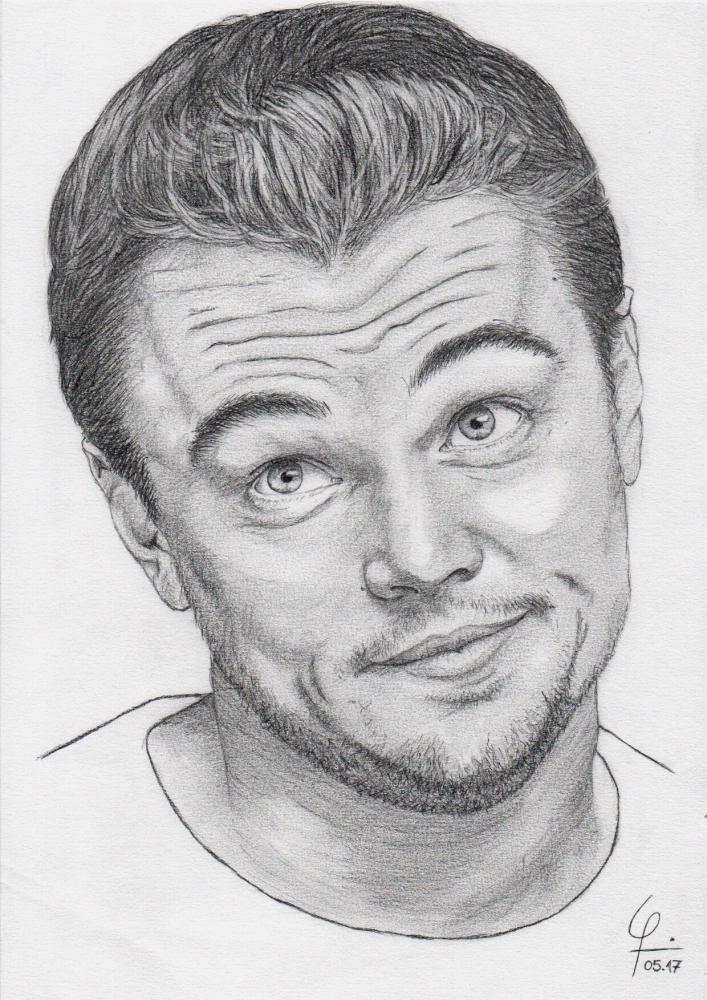 Leonardo DiCaprio by Tetell73